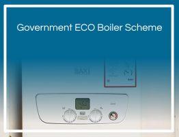 Government ECO Boiler Scheme